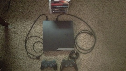 Ps3 and games for sell