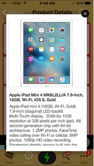 iPad. Apple