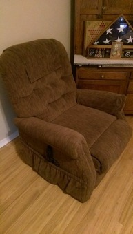 Lilt Chair